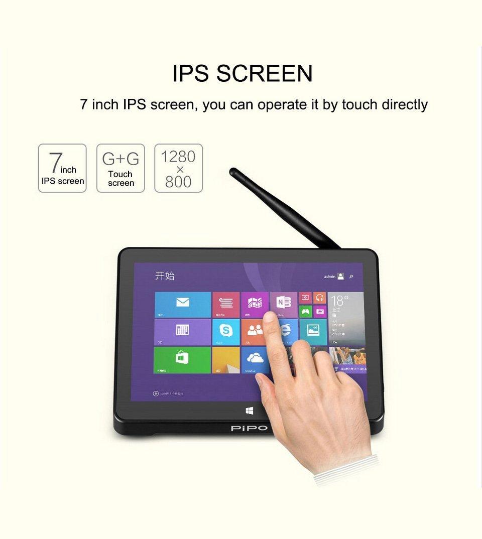 tozo pipo x8 dual os tablet mini pc tv box best reviews tablet. Black Bedroom Furniture Sets. Home Design Ideas